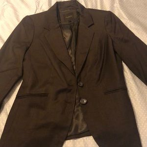 Brown The Limited blazer size 4